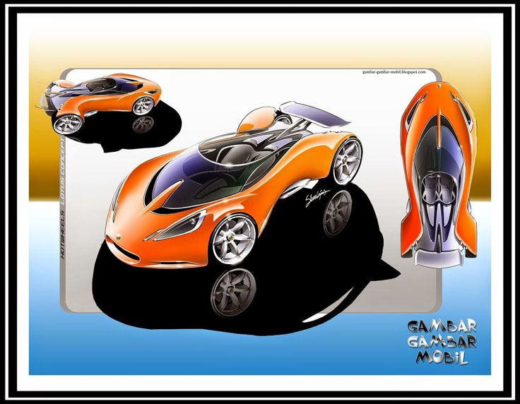 foto mobil mainan hot wheels