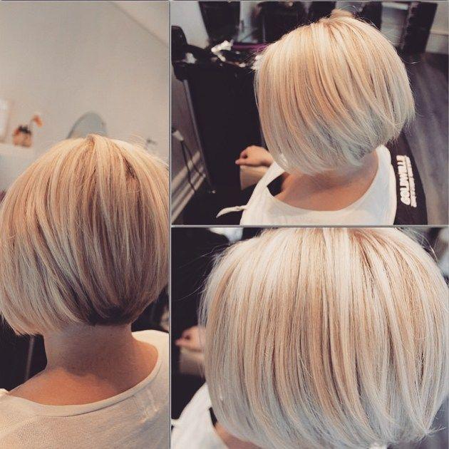 #mulpix Blondes have more fun! Natalies kund fick en kort mjuk page med blonda babylughts ️ #salongdinstund #dinstund #frisör #frisörsalong #frisörmalmö #frisörimalmö #malmö #highlights #slingor #balayage #babylights #folieteknik #frihandsteknik #goldwell #marianila #blonde #hairinspo