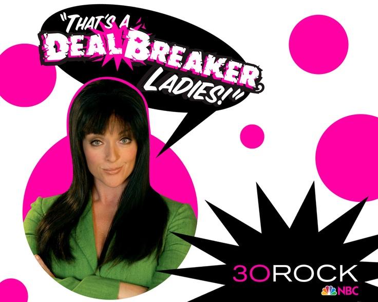 30 Rock - That's a deal-breaker, ladies!: Google Image, Galleries, 30 Rocks, Videos Games, Relationships Killers, Deals Breakers, Lemon Shortliv, Dealbreak Nouns, Games Design