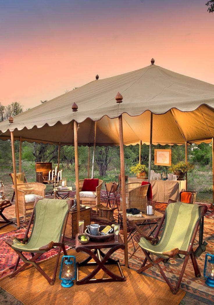 Tanda Tula Field Camp - Timbavati Private Nature Reserve, South Africa