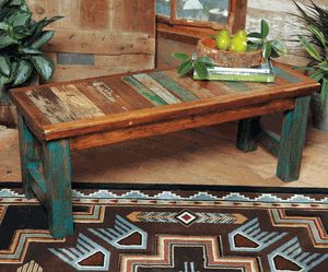 This could be reinvented in some way for the basement in a TV table.... or Family Room coffee table/ bench for kid seating at holidays.   Old Wood Turquoise Bench