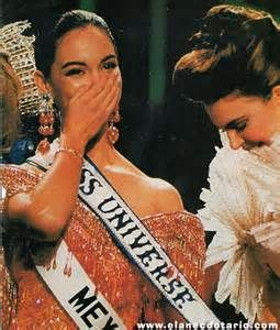 lupita jones miss universe 1991 from mexico - Yahoo! Image Search Results