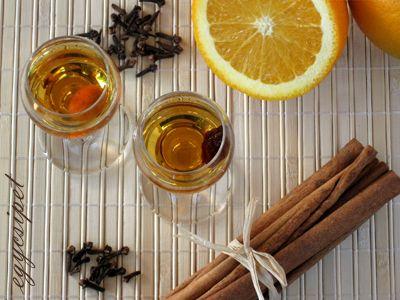 egycsipet: Narancsos-mézes ágyaspálinka