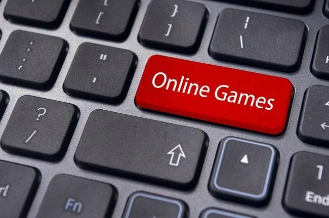 Hunting for online English games websites
