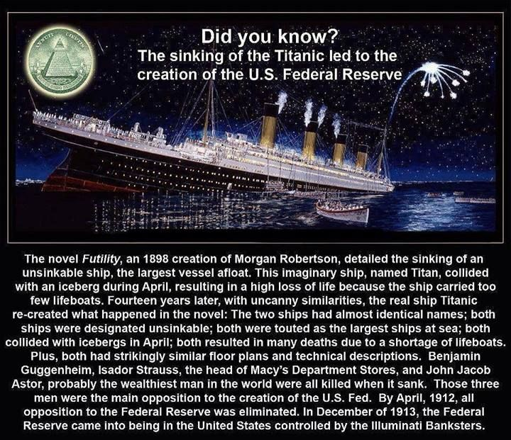 """Titanic. I thought i knew my Titanic history. Just another example of """"history"""" being less than accurate."""