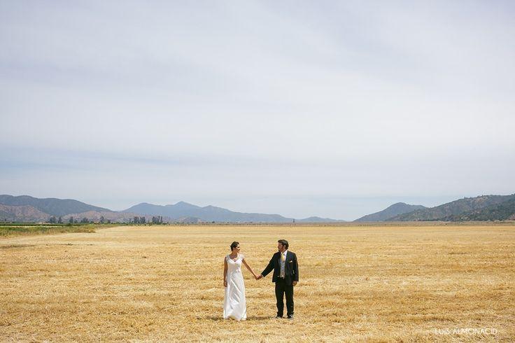 Matrimonio en Casablanca Estancia El Cuadro, Chile
