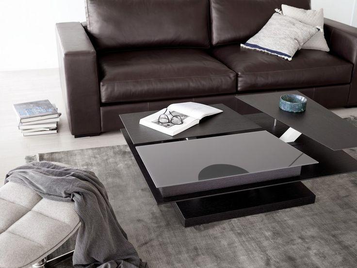 Barcelona - black designer coffee table Sydney