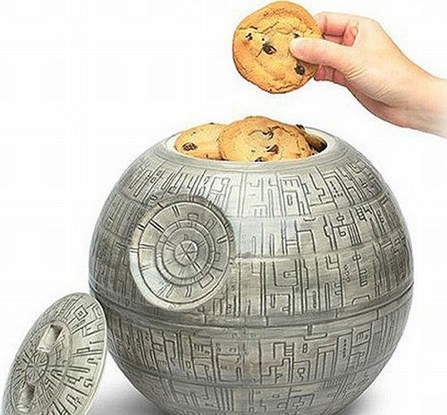Cookies from the Death Star