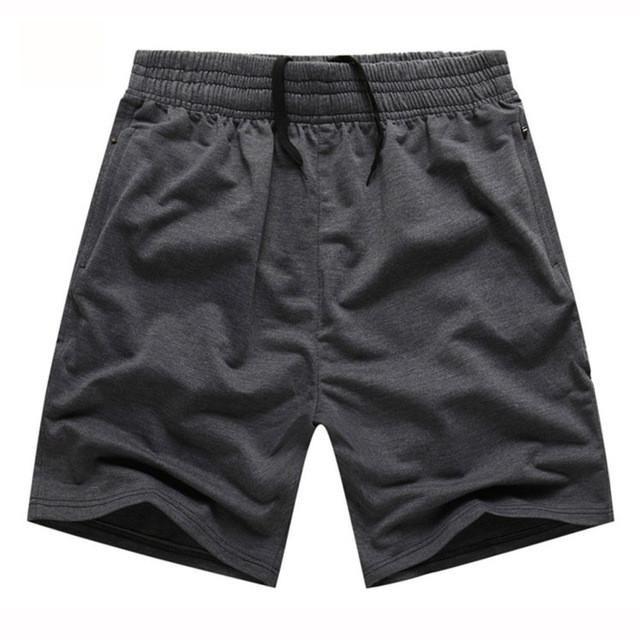 6xl Plus Size Men Shorts Summer Solid Baggy Loose Drawstring Thin Shorts Cotton Casual Shorts Extra Large Big Size 5XL 6XL 7XL - 10 minus