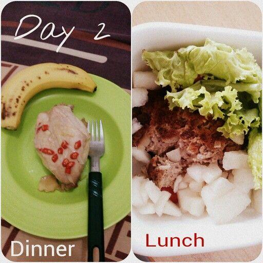 Diet Mayo menu