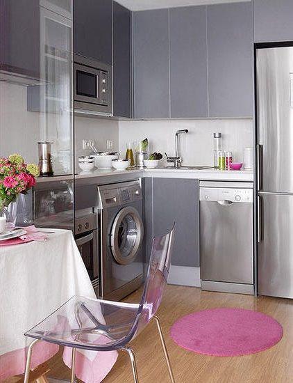A tiny apartment, with huge style! / Un departamento pequeñito con grande estilo!!!! - Casa Haus Deco