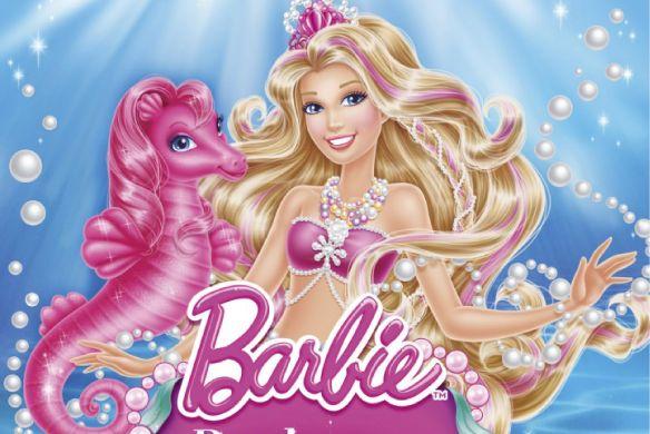 Doe mee en WIN - Barbie™ de parel prinses DVD of Blu Ray. (2 winnaars)