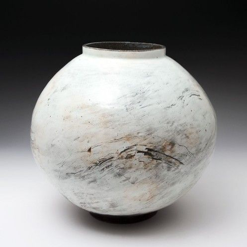 Lee Kang-hyo Moon Jar