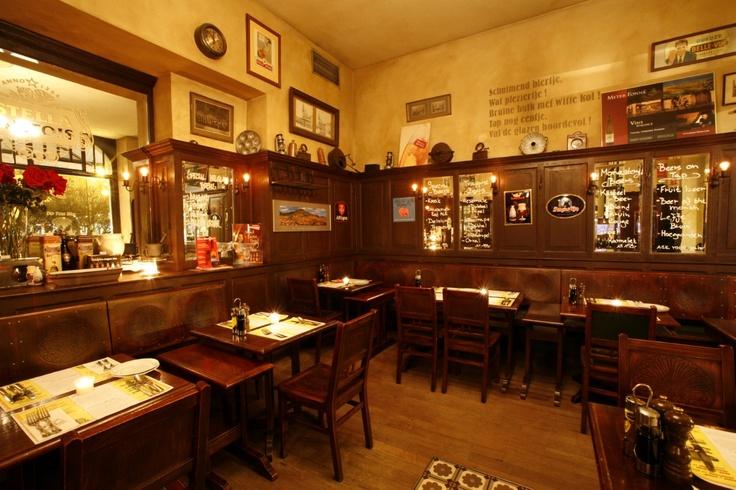 Belgian Beer Cafe Les Moules, Prague  www.lesmoules.cz