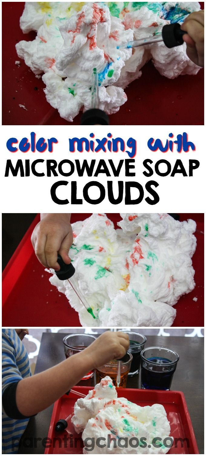 Have ya'll ever put Ivory Soap in the Microwave? If not this is something that you have to do with your kids! What happens is absolutely amazing! Putting soap in the microwave for various activities is currently one of my kids favorite past time activities.