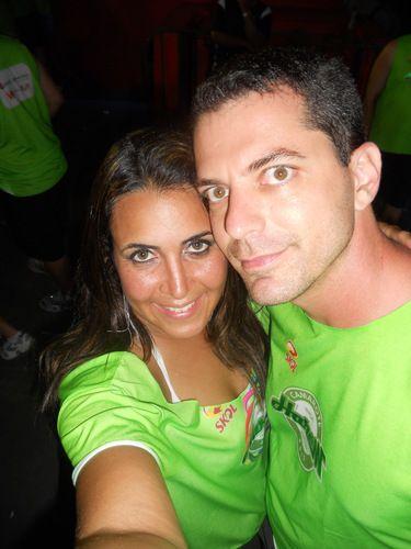 Site de casamento de Pati e Fabiano