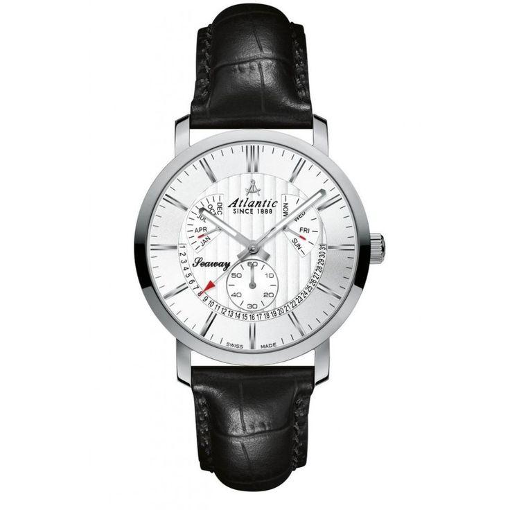 Atlantic Seaway Perpetual Date 63560.41.21 zobacz na www.timetrend.pl  #zegarek #timetrend #atlantic