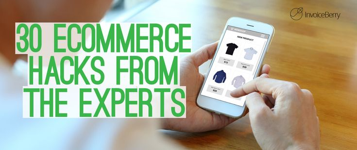 Read here as the top 30 eCommerce experts in sales, marketing, SEO, pricing, conversion and website optimization give their best practical eCommerce hacks.