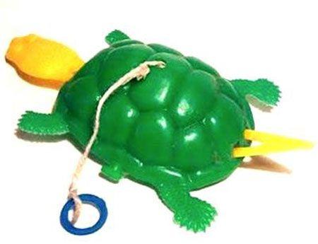 Tortuga-juguete
