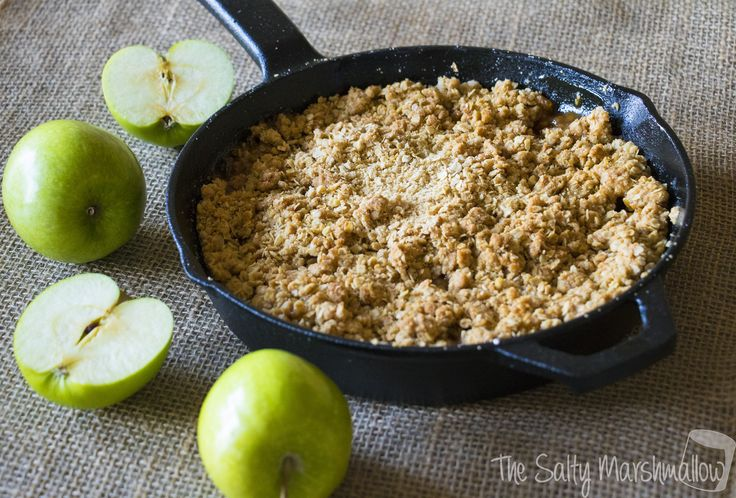 Warm apple and caramel filling topped with a decadent brown sugar and cinnamon streusel – prepare for this crisp to become your new fall favorite dessert! Remember, sharing is caring! Don't forget to PIN IT for later!  Do you know what I love? This caramel apple crisp. Do you know what I hate? When...Read More »