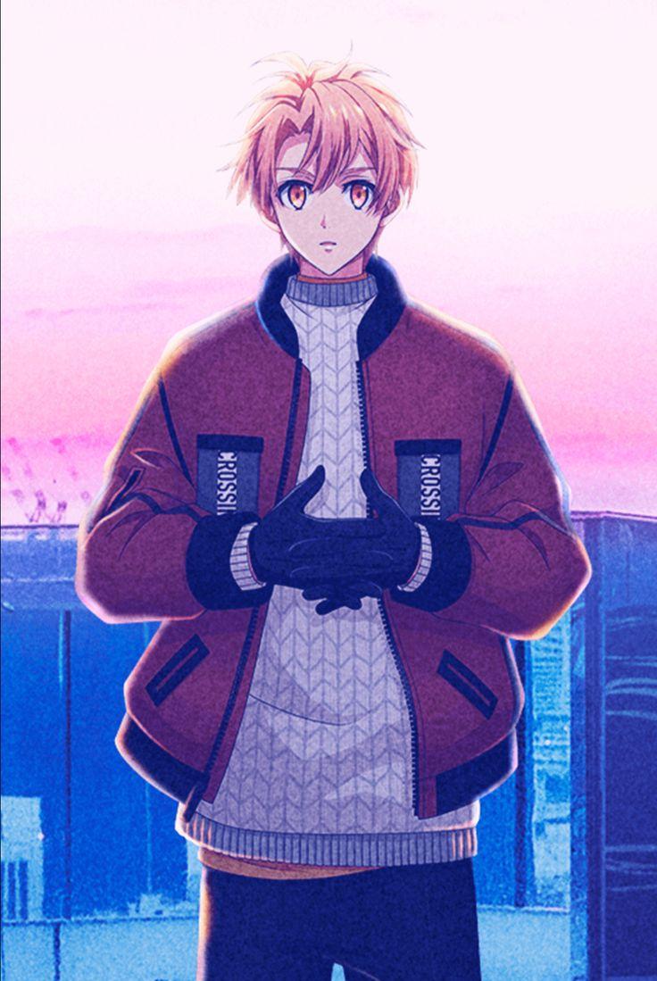 Idolish7 cards in 2020 anime boy anime guys anime