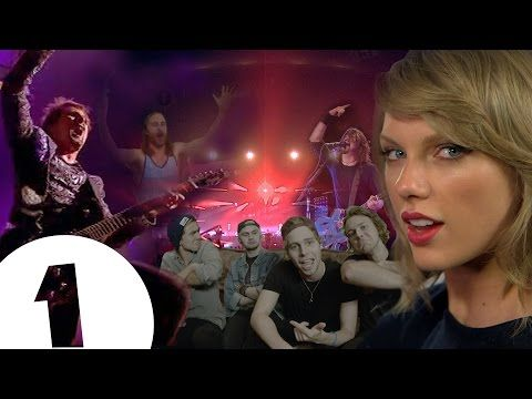 Radio 1 Big Weekend Artist Mashup 2015 - YouTube