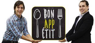 Salir a comer será toda una experiencia con la App Bon Appétit