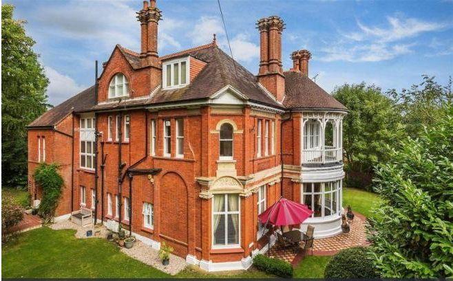 Victoria Villa mansion with ground floor apartment for sale