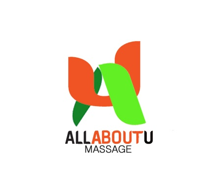 All About U Massage, NEW business logo. Visit there website at www.allaboutumassage.ca