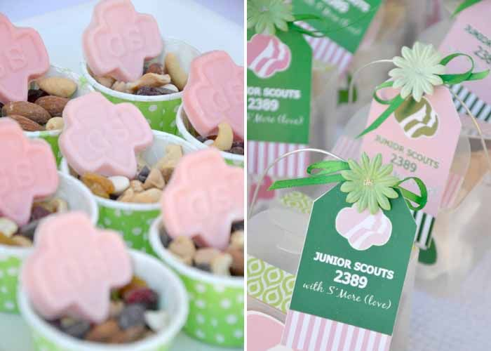 Girl Scouts Guest Dessert Feature