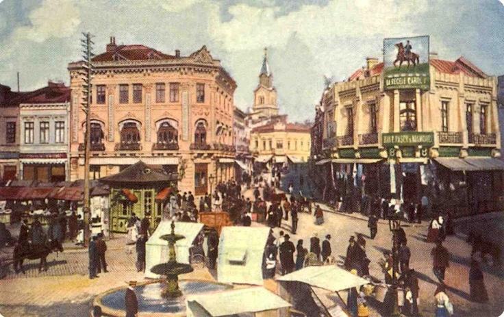 Bucuresti - 1913