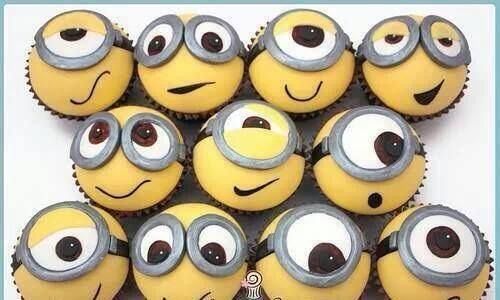 Despicable Me  Cakes And Cupcakes