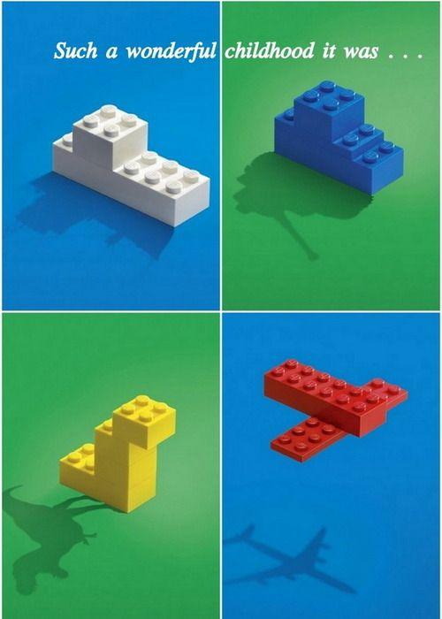 Lego memories.