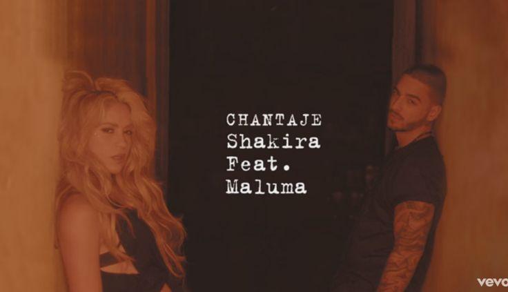 No te puedes perder la nueva canción de Shakira y Maluma: Chantaje (Audio) - http://www.notiexpresscolor.com/2016/10/30/no-te-puedes-perder-la-nueva-cancion-de-shakira-y-maluma-chantaje-audio/
