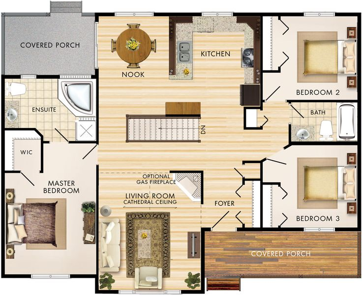 Linwood Floor Plan Let S Build A Home Pinterest