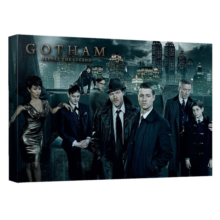 Gotham - Gotham Cast
