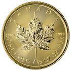⌂※ 2017 Canada $20 1/2 oz. Gold Maple Leaf GEM BU (Unsealed) SKU44970 http://ebay.to/2jWL3Rt