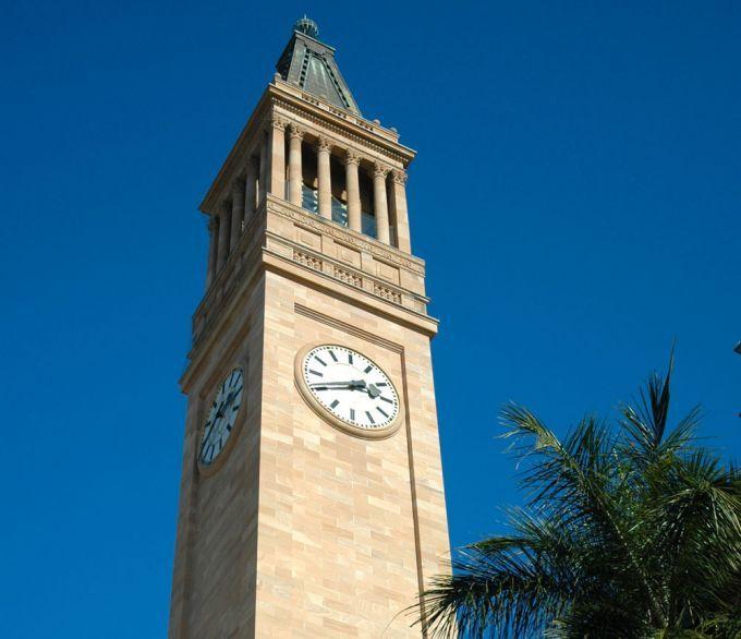 Brisbane City Hall 64 Adelaide St Brisbane