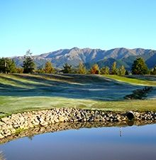 Welcome to Hanmer Springs Golf Club