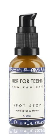 Tier for Teens #Spot Stop Eucalyptus and Thyme