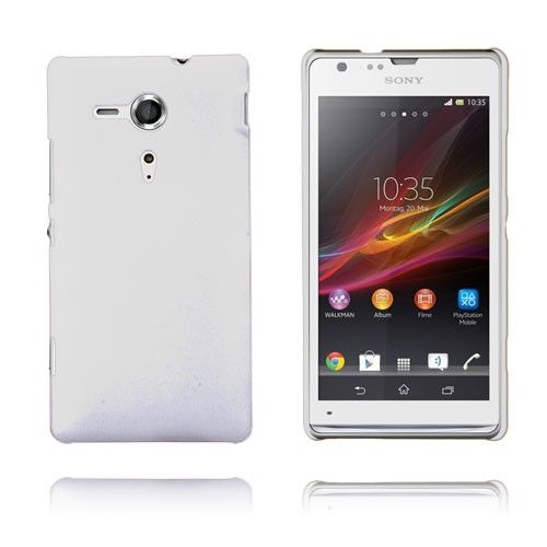 Hard Case (Hvit) Sony Xperia SP Case