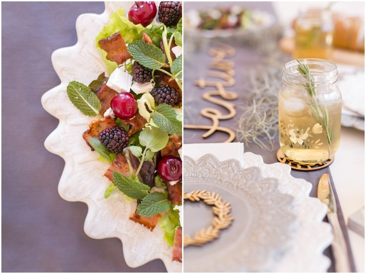 Summer berry salad | Festive summer table | I Love Pretoria