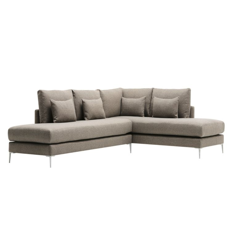 Jarrod Fabric Modular Lounge from Domayne Online