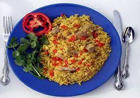 Arroz con pollo, Colombia and Gastronomia on Pinterest