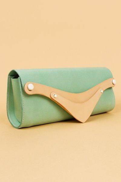 Love! Fleet Ilya Clutch #bags #clutch | Bags, Leather bag ...