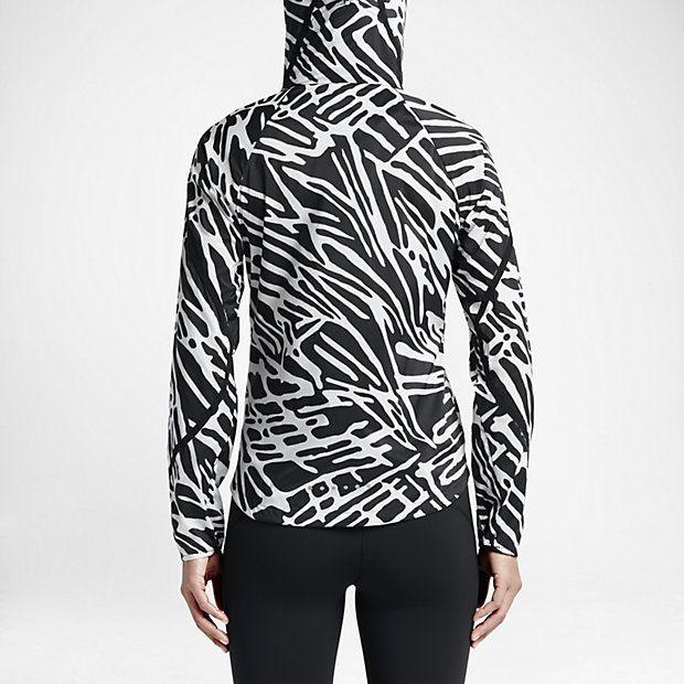Женская куртка для бега Nike Palm Impossibly Light