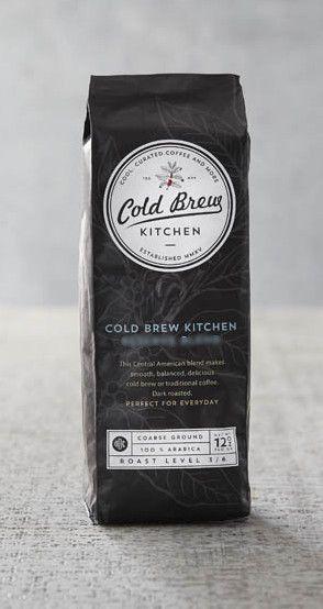 Cold Brew Kitchen City Blend Coarse Ground Coffee
