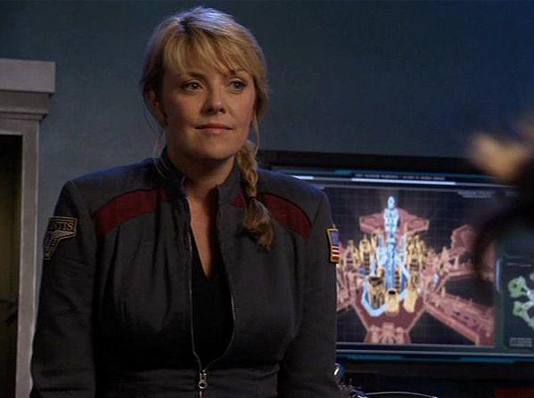 Amanda Tapping as Carter - Atlantis