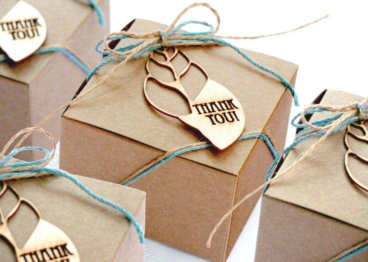 Custom Beach Wedding Favors  Seashell Thank You by MadelineDrive