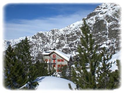 Rifugio Zoia - Valmalenco (Bernina)